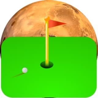 Martian Mini Golf