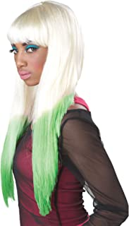 California Costumes Color Dipped Wig