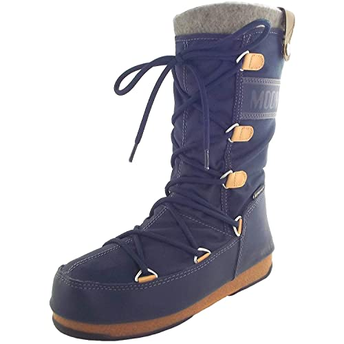 separation shoes f00ed 35ce2 Moon Boots for Women: Amazon.co.uk