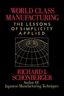Best world class manufacturing techniques Reviews
