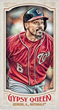 Anthony Rendon 2016 Gypsy Queen Mini Variations #68 Nationals