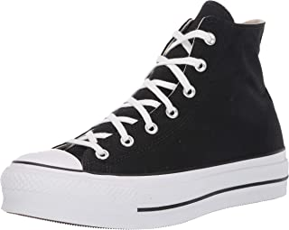 CTAS Lift Hi Black White, Zapatillas Altas Unisex Adulto