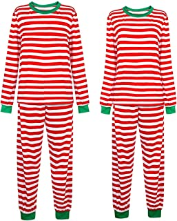 Disfraces Pijama Invierno Mujer Algodon Pijama Entero Adulto Hombre una Pieza Manga Larga Pijama Navidad Familiar 6553