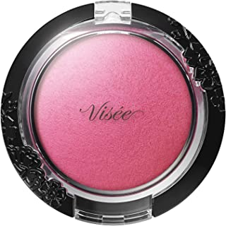 KOSE Visee Richer Foggy on Cheeks 4g PK801 (Berry Pink)