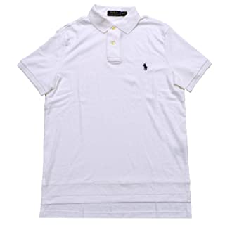 Men's Medium Fit Interlock Polo Shirt