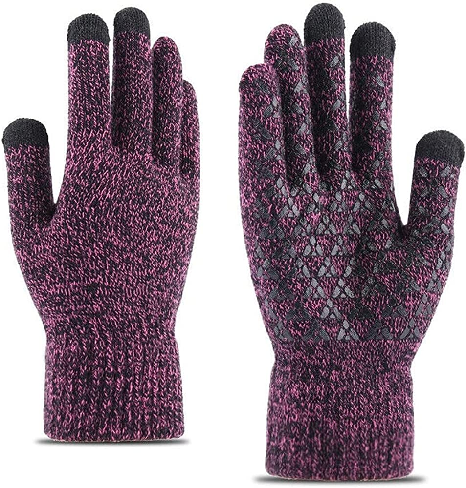 Winter Gloves Touchscreen Outdoor Windproof Warm Thick Thermal Men Women Gift Outdoor Sports Skiing Skating Hiking Hunting
