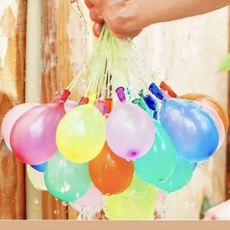 DBSUN Ranking TOP15 555 PCS Rapid Fill Water Balloons,Water Bulkà Denver Mall Balloon