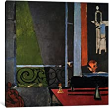 iCanvasART 1 Piece The Piano Lesson Canvas Print by Henri Matisse, 12