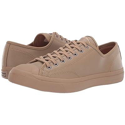 Converse Jack Purcell Jack Ox (Teak/Teak/Field Orange) Lace up casual Shoes