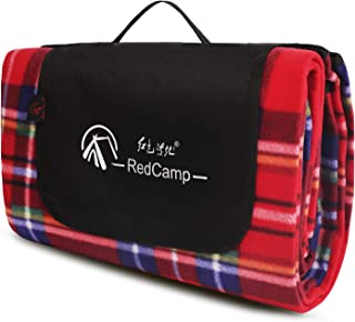 REDCAMP XXL Picnic Blanket Waterproof Extra Large, 79