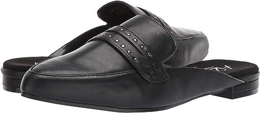 Black Oxford PU