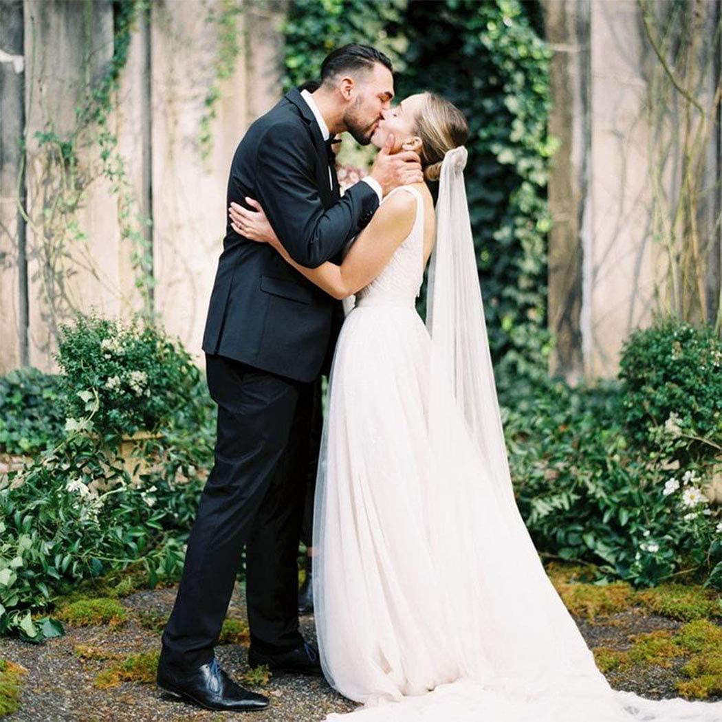 Unicra Bride Wedding Veil 1 Tier 118