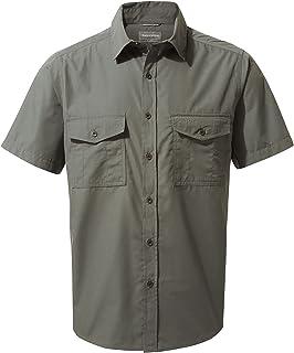 Craghoppers Kiwi Ss Shirt heren Wandelen Shirt
