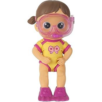 IMC Bloopies Shellies Mini Bambola in Conchiglia Colore Viola Giocattolo 3+