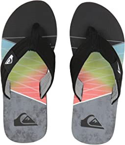 003696a22037 Men s Quiksilver Sandals + FREE SHIPPING