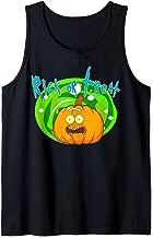 Rick or Treat - Halloween Pumpkin Rick Portal Tank Top
