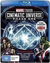 Marvel Cinematic Universe Phase 1 | Region Free