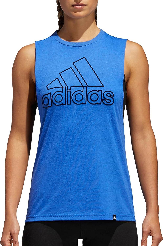 Adidas Athletics Badge of Sport Muscle Tank