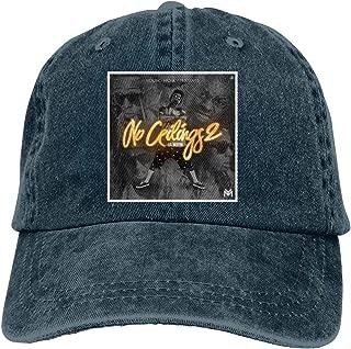 FrankIJohnson Lil Wayne No Ceilings 2 Casual Sun Hat,Sports Baseball Cap,Unisex,Adjustable Hat