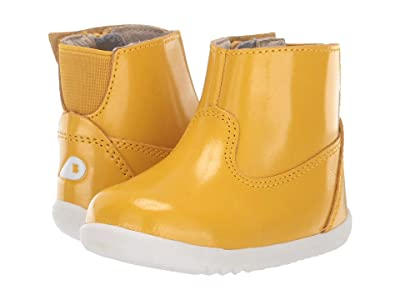 Bobux Kids Step Up Paddington Waterproof Boot (Infant/Toddler) (Yellow) Kid