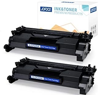 Jofoce Compatible Toner Cartridge Replacement for HP 26A CF226A, Work with HP Laserjet Pro M402 M402d M402dn M402dne M402dw M402n M426 M426dw M426fdn M426fdw Printer
