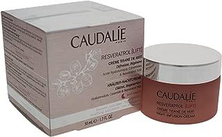 Caudalie Resveratrol Lift Night Infusion Cream, 1.7 Ounce