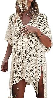 Crochet Vestido de Playa