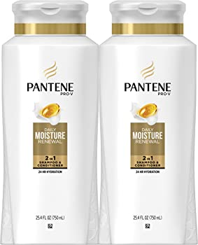 2-Pack Pantene Pro-V Daily Moisture Renewal 2 in 1 Shampoo & Conditioner
