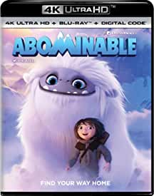 ABOMINABLE arrives on Digital Dec. 3 and on 4K, Blu-ray, DVD and On Demand Dec. 17 from Universal Pictures