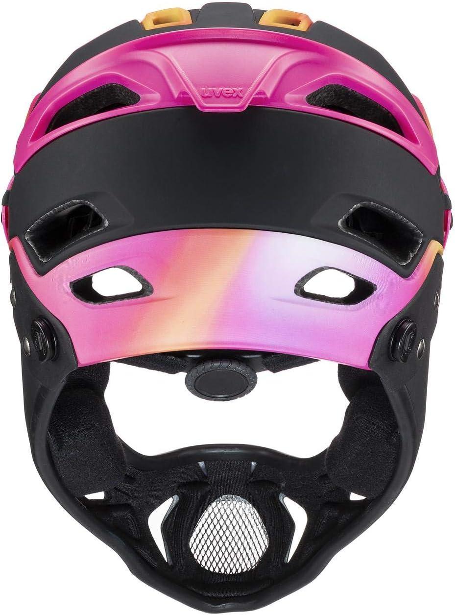 uvex Unisexs jakkyl HDE 2.0 Bike Helmet