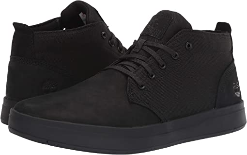 Black Nubuck/Black