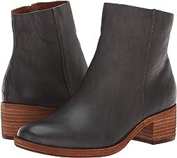 Dark Grey Full Grain Leather