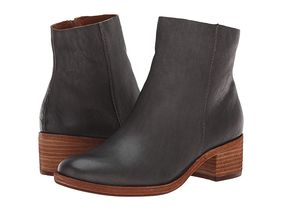 Kork-Ease Mayten (Dark Grey Full Grain Leather) Women