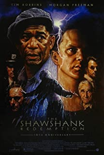 72339 The Shawshank Redemption Movie 1994 Decor Wall 36x24 Poster Print