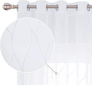 Best sheer curtains pattern Reviews