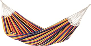BYER OF MAINE Paradiso Hammock, Handwoven, Polyester/Cotton Blend, Tropical, Double, 142