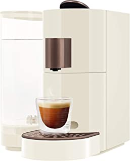 K-Fee Twins II Verismo Pod対応 シングルサーブコーヒー/エスプレッソマシン ホワイト