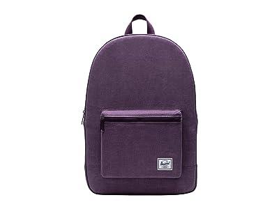 Herschel Supply Co. Daypack (Blackberry Wine) Backpack Bags
