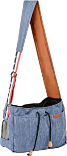 leather dog carriers for small dogs