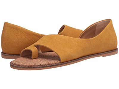 Lucky Brand Falinda (Golden Yellow) Women