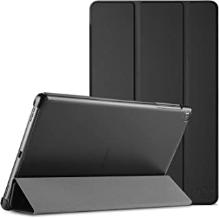 ProCase Galaxy Tab A 10.1 Case 2019 Model T510 T515, Slim Lightweight Stand Case Shell Cover for 10.1 Inch Galaxy Tab A Tablet SM-T510 SM-T515 2019 Release -Black