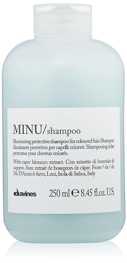 障害位置する縫い目ダヴィネス Minu Shampoo Illuminating Protective Shampoo (For Coloured Hair) 250ml/8.45oz並行輸入品