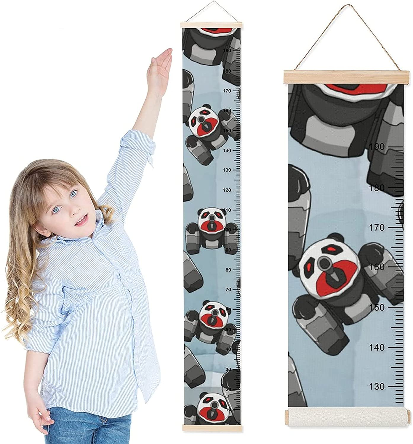 DKISEE Baby Growth Chart Child Ruler Height Wall Sale Special Max 62% OFF Price Hanging f