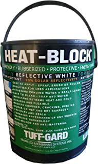 white reflective safety paint