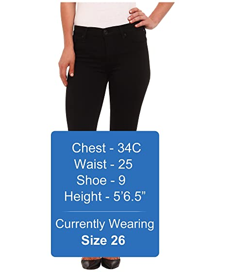 Outlet Fashion Style Cheap Excellent Hudson Nico Mid Rise Super Skinny Jeans in Black Black tvr0lXTQ