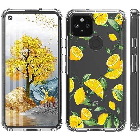 Vintage Botanical Custom Pressed flower phone case cover Google Pixel 5 case Google Pixel 4A 5G case Google Pixel 2XL case Google Pixel 3