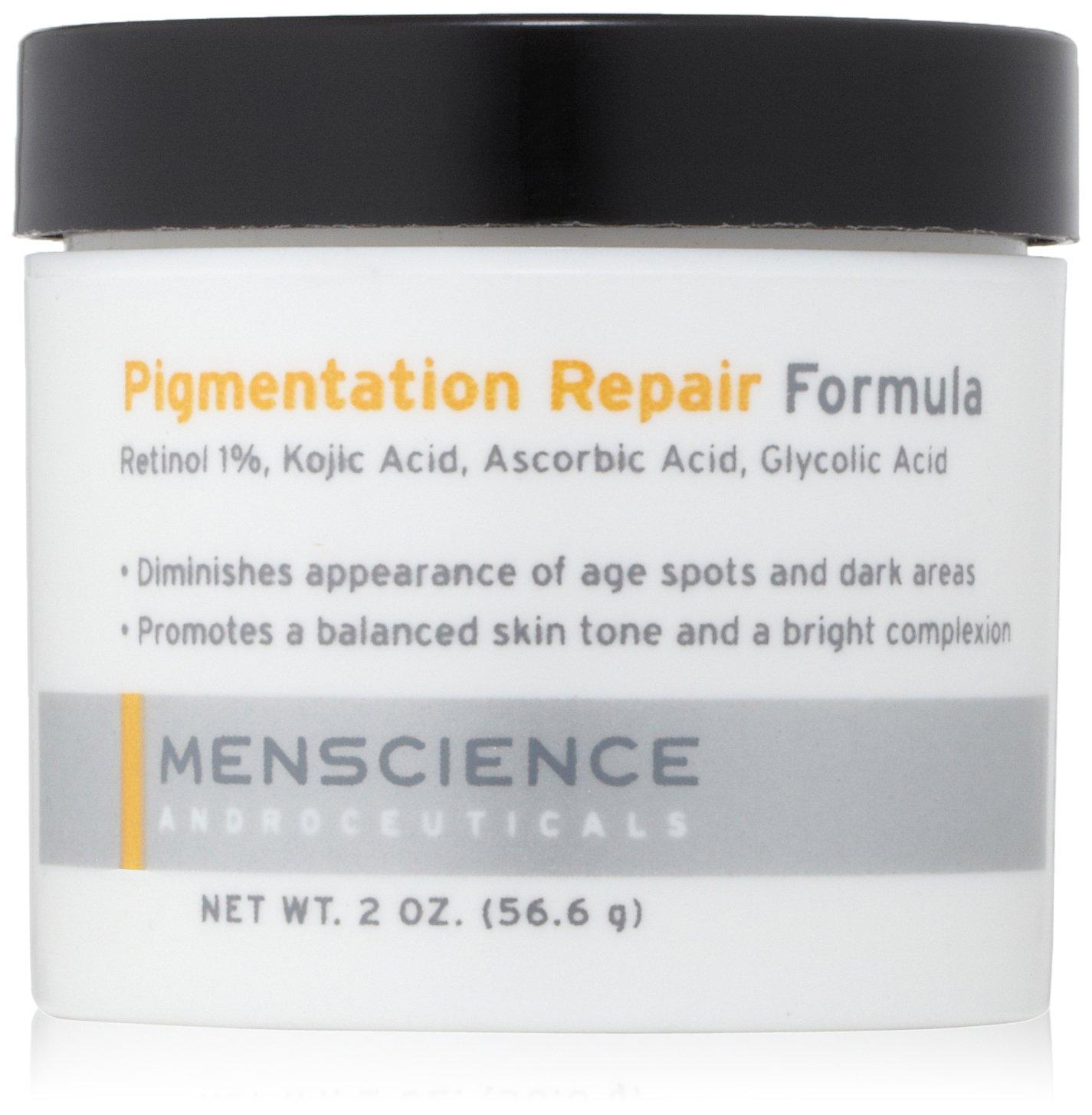 List price MenScience Mesa Mall Androceuticals Pigmentation Repair oz 2 Formula