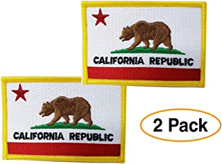 Best california state militia patch Reviews