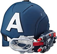 Avengers Marvel Captain America Scope Vision Helmet