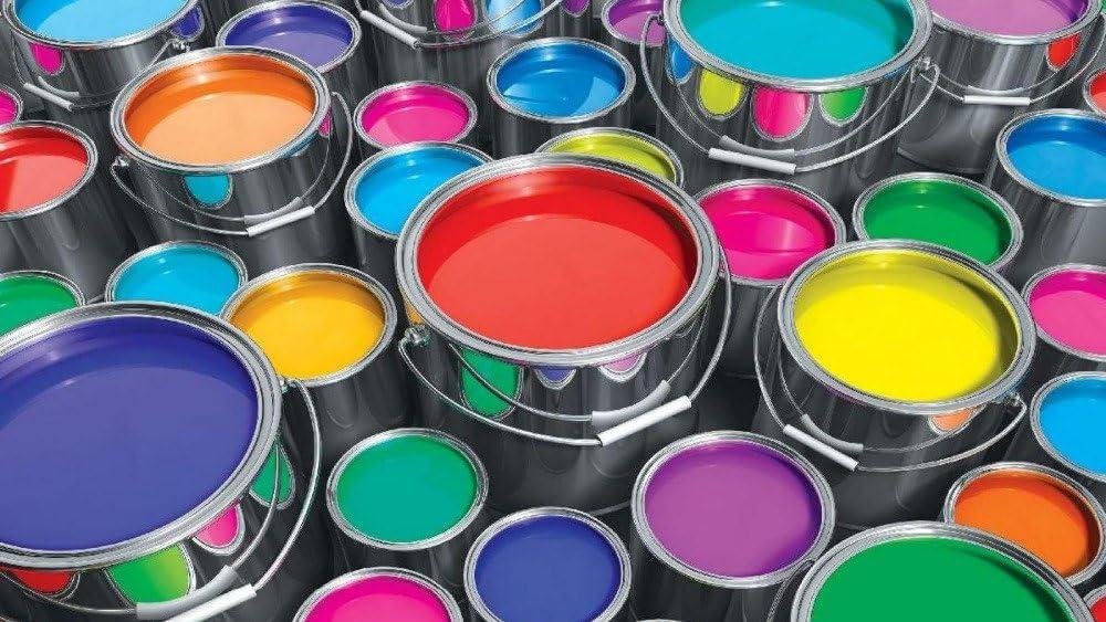 Tinte al agua, colorante ecológico, mejor colorante para pinturas con base de agua, colorante pintura pared, colorante pintura, TINTES PACK ECOCCEL, 8 ...